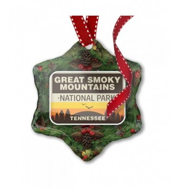 NEONBLOND Christmas Ornament National Mountains