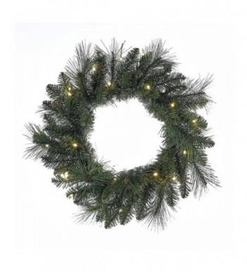 Kurt Adler 18 Inch Green Wreath