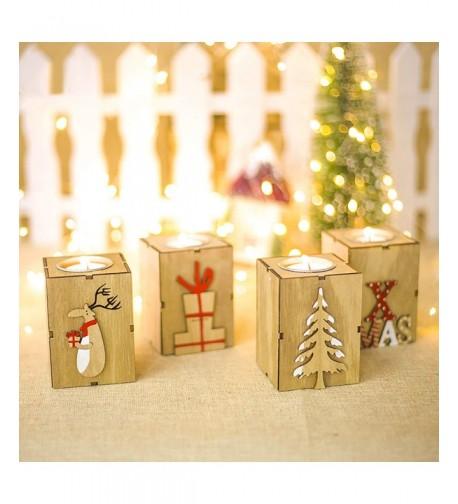 Amazing Home Tealight Centerpieces Christmas