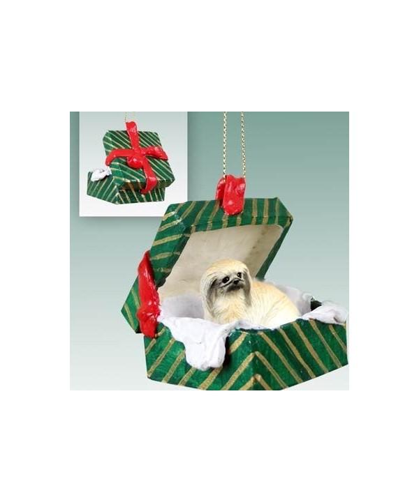 Pekingese Christmas Ornament Hanging Gift