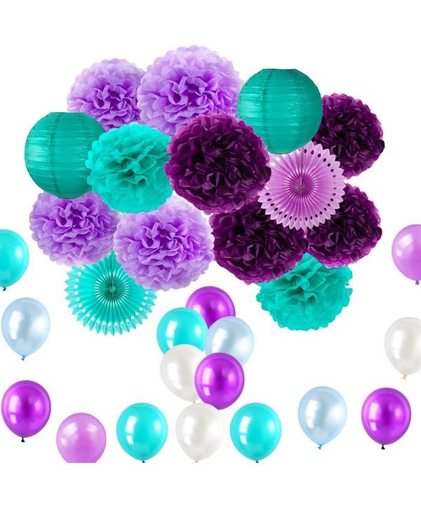 ZICA Supplies Decorations Lanterns Balloons