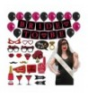 Bachelorette Decorations Balloons Engagement Supplies