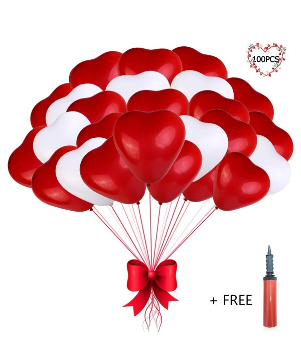 Heart Balloons Decorations Valentines decorations