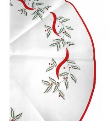 New Trendy Christmas Tree Skirts