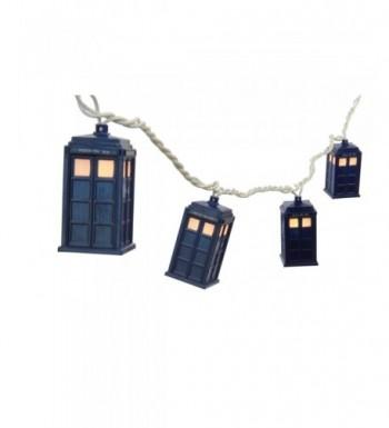 Doctor TARDIS String Lights Pack
