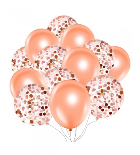 Balloons Confetti Bachelorette Birthday Decoration