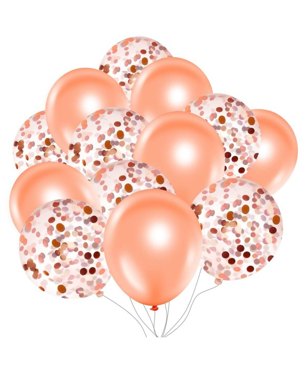 Balloons Confetti Bachelorette Birthday Decoration
