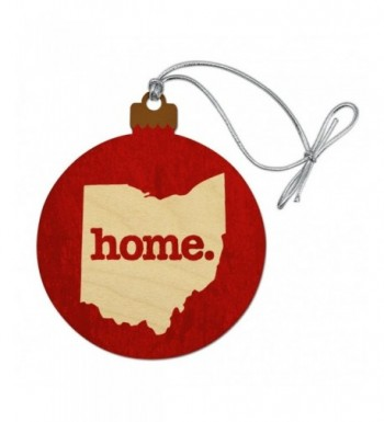Textured Officially Licensed Christmas Ornament