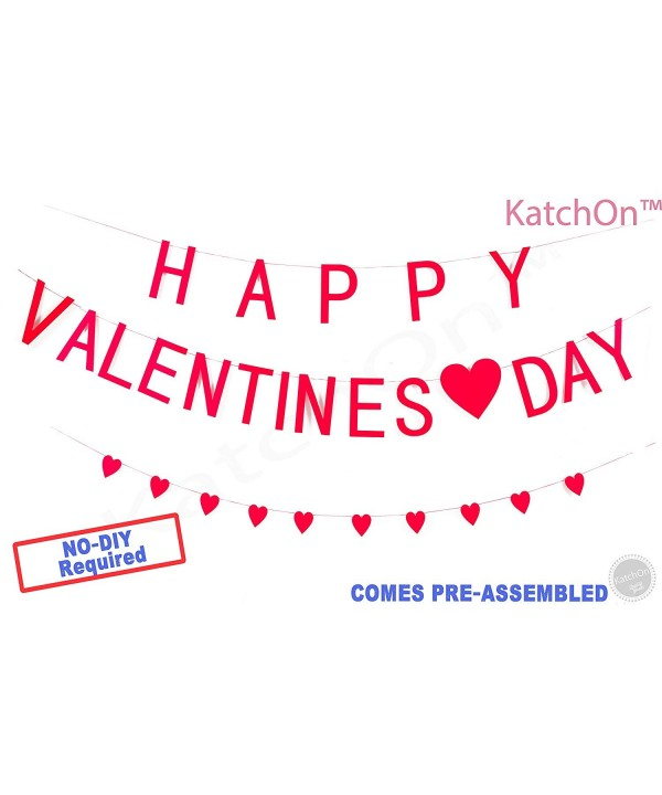 KATCHON Valentines Garland Decorations Required