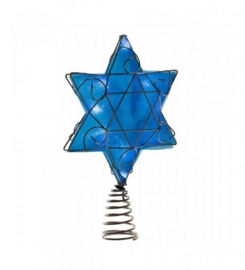 Kurt Adler 10 Light Hanukkah Shimmer
