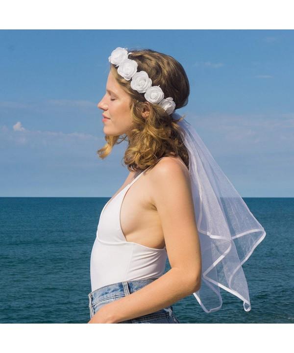 Fetti Bachelorette Party Veil Engagement