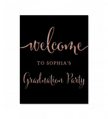 Andaz Press Personalized Graduation 8 5x11 inch