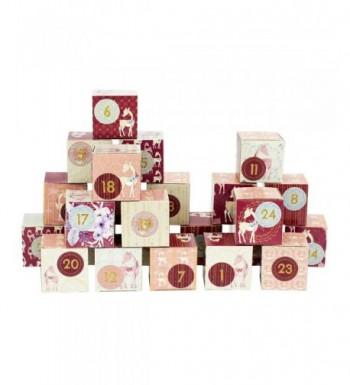 Papierdrachen DIY Advent Calendar Set