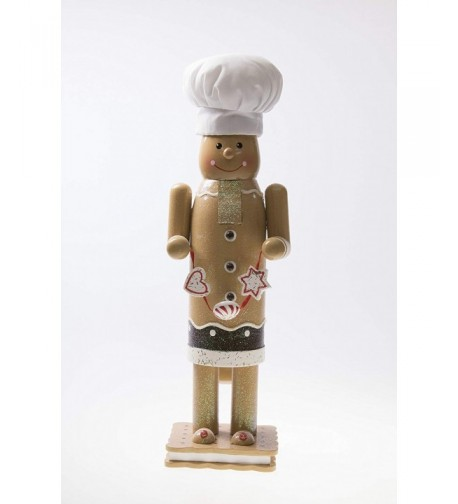 Traditional Gingerbread Clever Creations Collectible