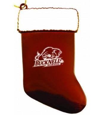 Bucknell University Chirstmas Stocking Ornament