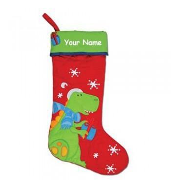 Personalized Stephen Joseph Christmas Stocking