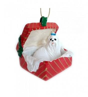 Christmas Figurine Ornaments On Sale