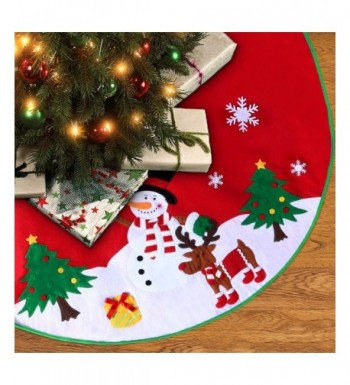 Christmas inches Reindeer Snowflakes Snowman