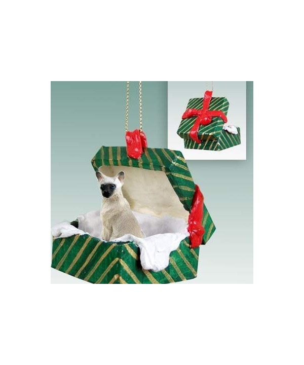 Siamese Christmas Ornament Hanging Gift