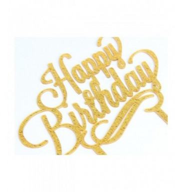 Hot deal Birthday Cake Decorations Wholesale
