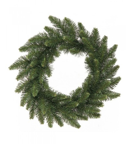 Pack Camdon Artificial Christmas Wreaths