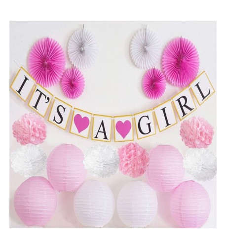 Baby Shower Decorations Garland Lanterns