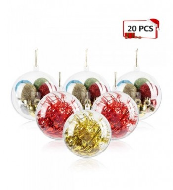 Mbuynow Ornaments Christmas Decorations Transparent
