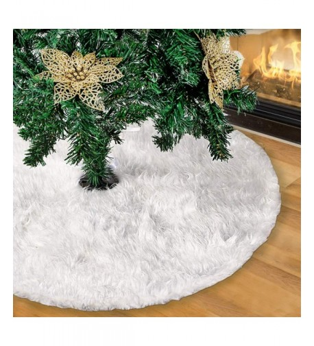 EOOUT White Christmas Skirt Decoration