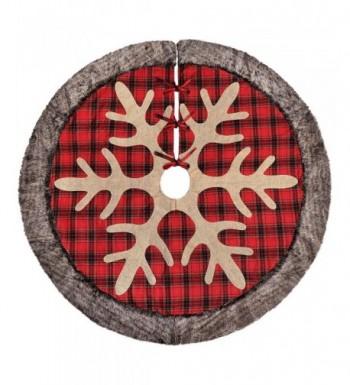 Ivenf Snowflake Christmas Holiday Decorations