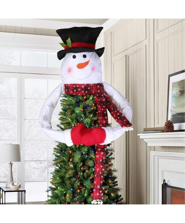 Aytai Snowman Christmas Topper Decoration
