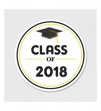 Class 2018 Envelope Seals Graduation