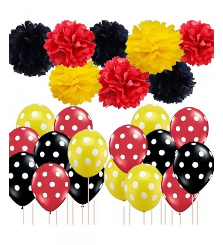 Supplies Balloons Ladybug Birthday Wedding