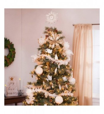 Hot deal Christmas Tree Toppers Clearance Sale