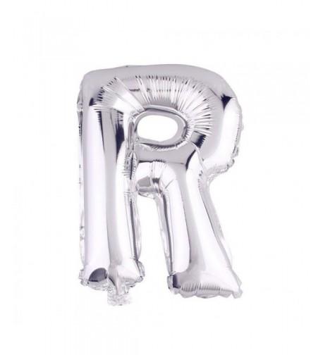 Glanzzeit Balloons Letters Birthday Decoration