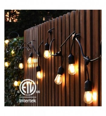 Trendy Outdoor String Lights Outlet