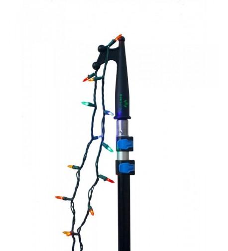 EVERSPROUT Installing Birdfeeders Lightweight Telescoping