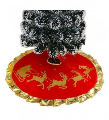 inch Christmas Tree Skirt Decoration