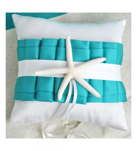 CheckMineOut Turquoise Starfish Wedding Decoration