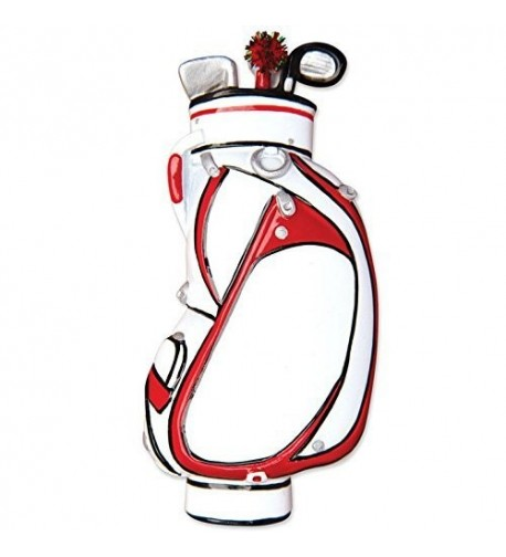 Sport Golf Personalized Christmas Ornament