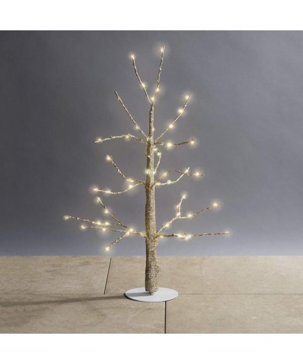 LampLust Pre lit Sparkling Decorative Christmas