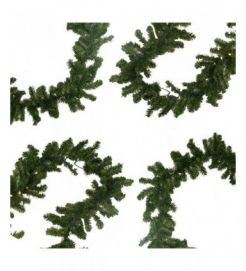 Pre Lit Battery Operated Christmas Garland