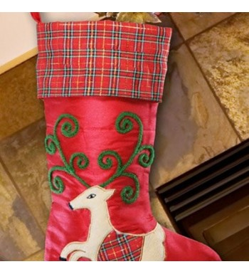 Cheap Real Christmas Stockings & Holders On Sale