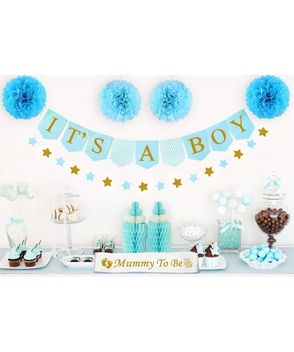 Baby Shower Decorations Boy Centerpieces
