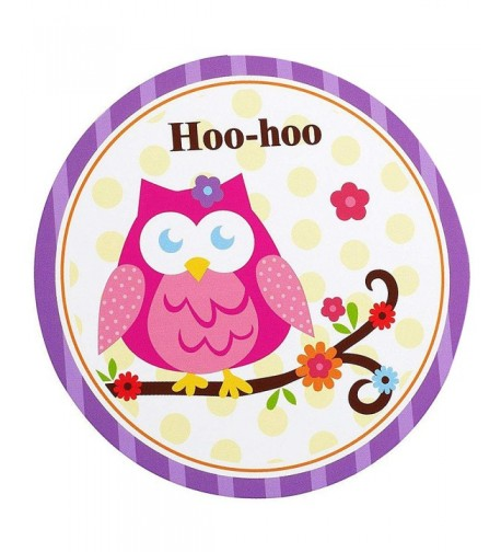 BirthdayExpress Owl Blossom Party Supplies