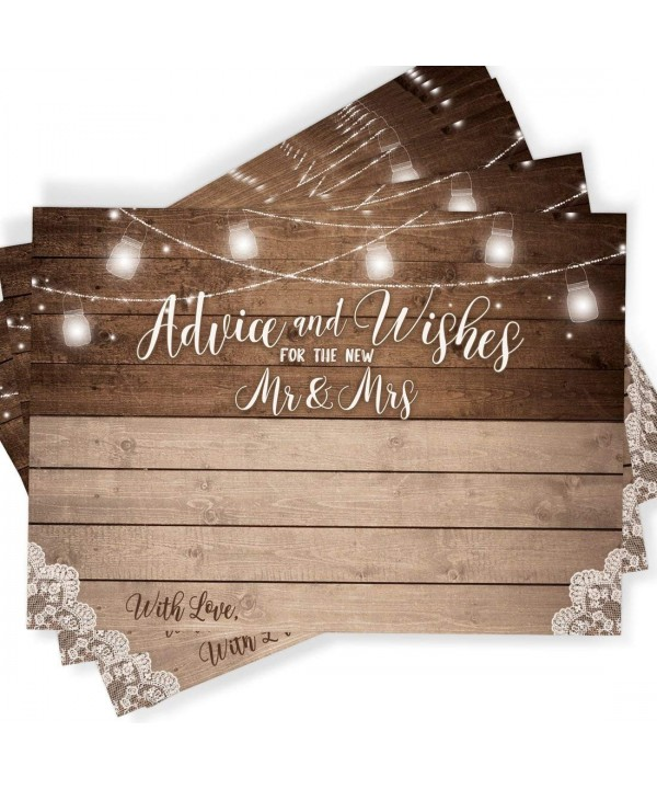 Printed Party Rustic Wedding Alternative