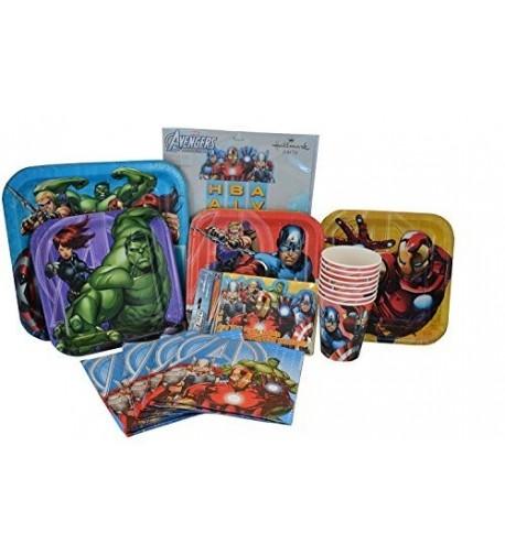 Avengers Birthday Supplies Napkins Invitations