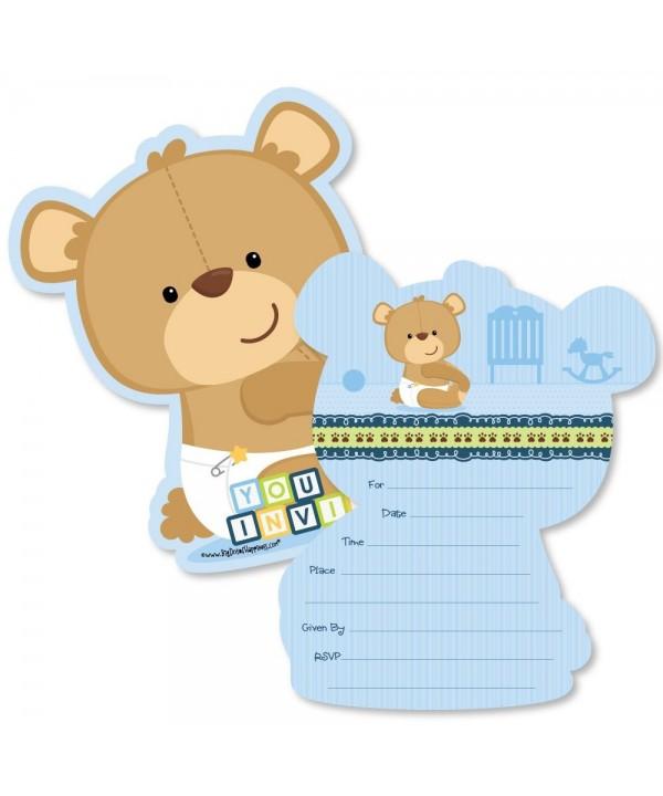 Baby Boy Teddy Bear Fill