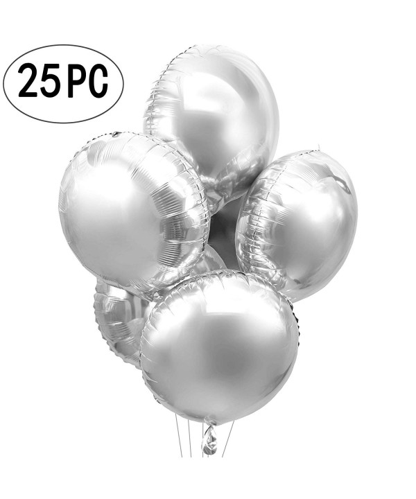 AKIO CRAFT Balloons Metallic Decorations