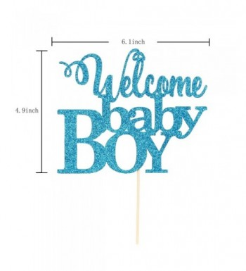 Cheap Real Baby Shower Cake Decorations On Sale
