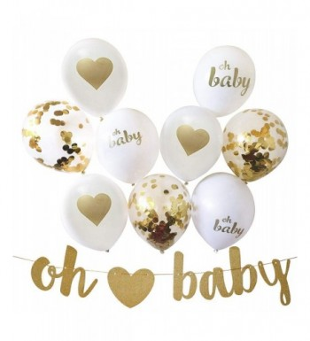 Decorations Neutral Balloons Planner Memorable